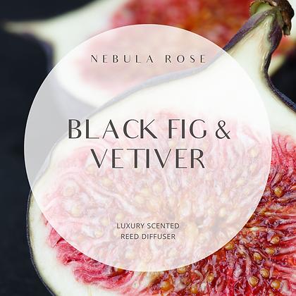 Black Fig & Vetiver - Diffuser