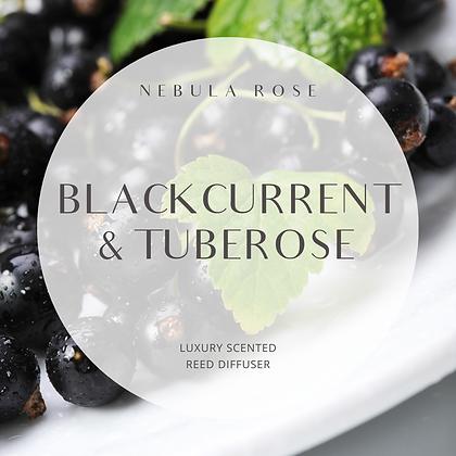 Blackcurrent & Tuberose - Diffuser