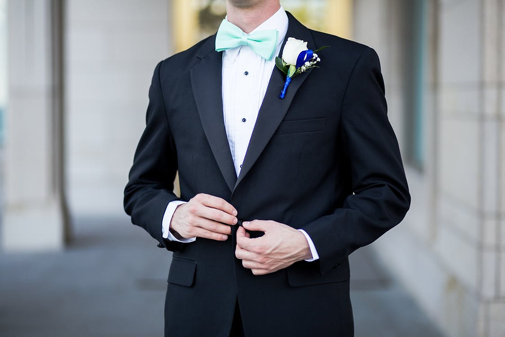 Tuxedo and suit cleaning in Cambridge