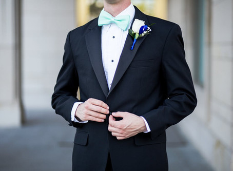 What is the difference between Tuxedo and Suit?