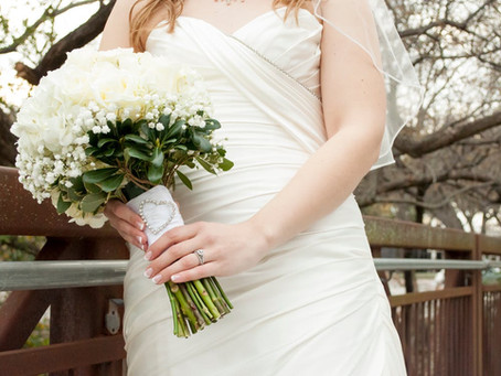 Why seek advice of a professional with your wedding dress cleaning and preservation?