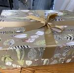wedding dress box african style.JPEG