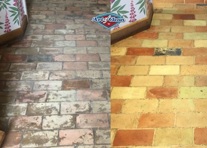brick cleaning cambridge Art of Clean.pn