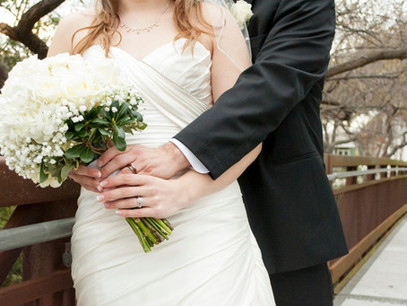 Wedding gown dry cleaning in Cambridge