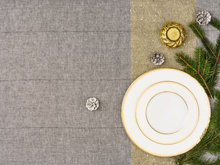 Taking Care of all your Christmas Table Linens