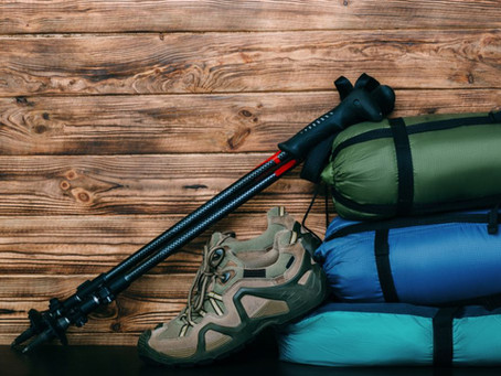 How to clean sleeping bags and how to store them