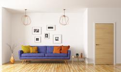 Art of Clean wood floor sanding