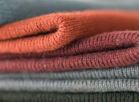 Winter clothes storage tips