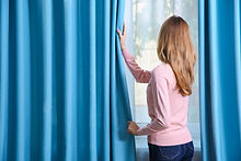 Farthings Cambridge Dry Cleaner Curtain