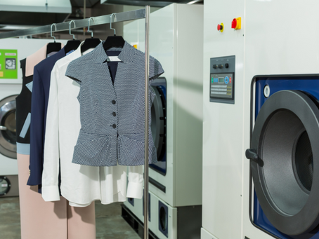 Can dry cleaning kill bacteria and viruses?