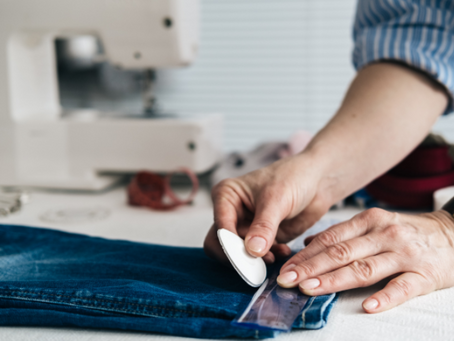 Give your old clothes a new life and change the carbon footprint.
