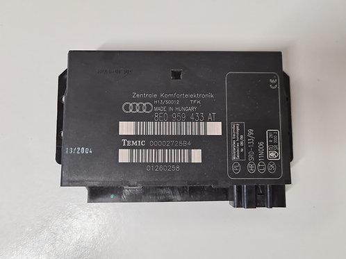 Komfortsteuergerät Zentralelektrik 8E0959433AT TEMIC Audi A4 B6 2.5TDI