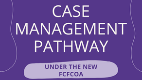 The FCFCOA: Case Management Pathway