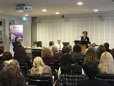 Autumn Forum 'Engaging with Perpetrators of Family Violence'