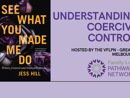 Event Report: Understanding Coercive Control Webinar