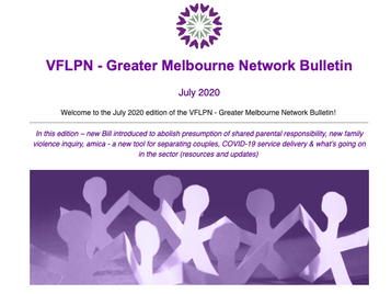 July 2020 - VFLPN - Greater Melbourne Bulletin