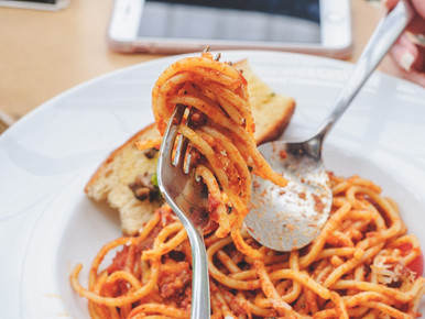 "Family Law: ""a bowl of spaghetti with no mince"""