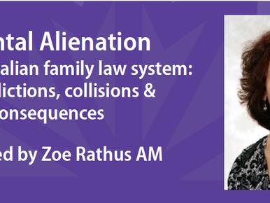 Webinar: Parental Alienation in the Australian Family Law System