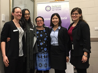 'Family Violence and the Law' training for law students