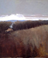 Winter in the High Country - SOLD
