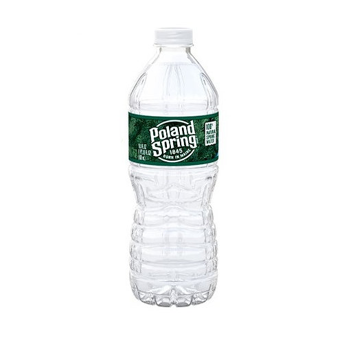 Water Bottles (Case or Pallet)