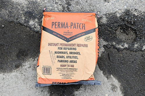 Perma-Patch 60 lbs. (Bag or Pallet)