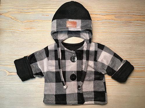 Grey Checker