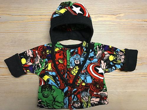 Avengers (3-12 Months)