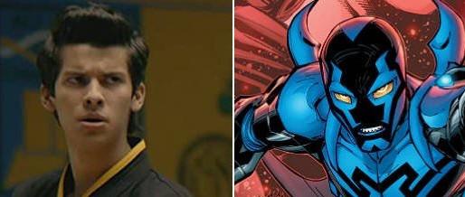 Cobra Kai's Xolo Mariduena in Talks for Blue Beetle Role