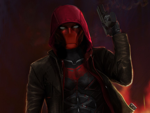 First Look At Titans Season 3 RedHood