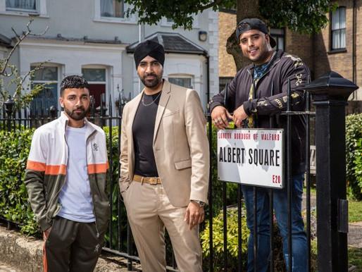 Eastender's Upcoming Sikh Family