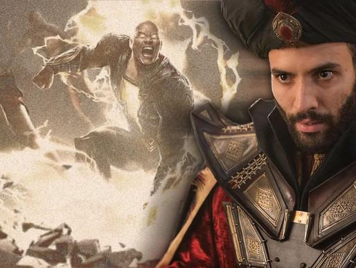 DC's Black Adam Adds Aladdin's Marwan Kenzari