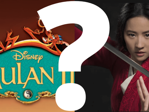 Disney's Mulan is Heading For a Sequel