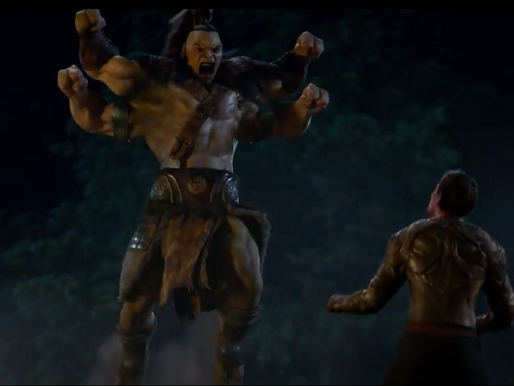 Mortal Kombat Red Band Trailer Has Arrived and Its Bloody Gory