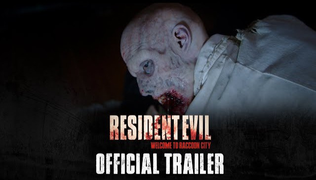 Resident Evil: Welcome to Raccoon City Releases It's First Trailer