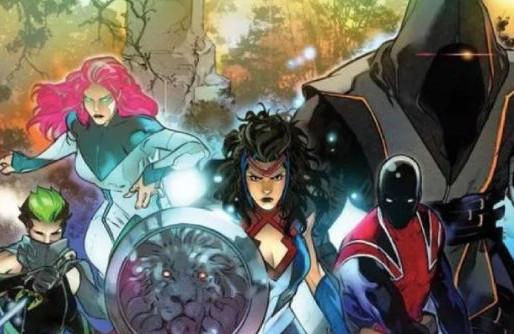 Marvel's Top 10 British Superheroes