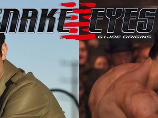SnakeEyes: G I Joe Origins Who's Who