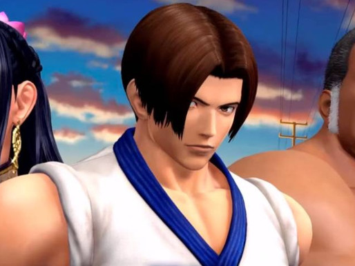 World Fighting Game Characters: Asia Part 2 Orient/Far East Asia
