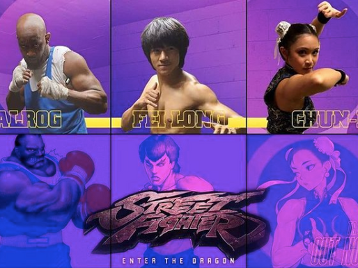 Street Fighter: Enter the Dragon Fan Film by Rogue Origin Films is Out Now on Youtube