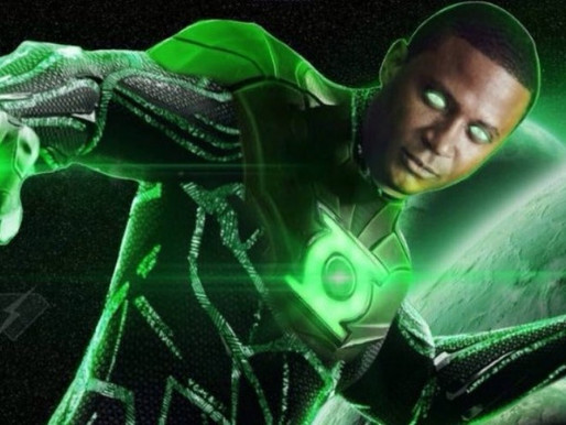 David Ramsey To Return To CW-Verse As Green Lantern