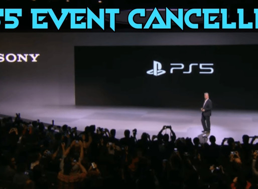 Sony's 4th of June PS5 Event is Postponed