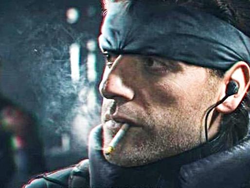 Oscar Isaacs cast as Solid Snake