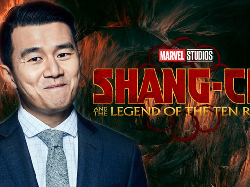 Ronnie Chieng Joins the Cast of Marvel's Shang Chi