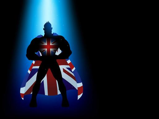 DC Comic's Top 10 British Superheroes