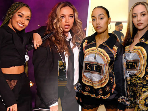 'Little Mix''s Leigh-Anne & Jade Speak Against Racism