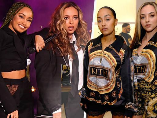 'Little Mix''s Leigh-Anne & Jade Speak Against Racism