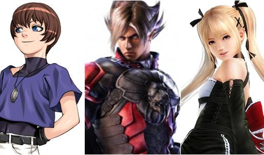 World Fighting Game Characters: Europe Part 4 North Europe