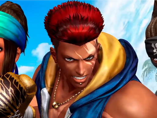 World Fighting Game Characters: The Americas Part 1: South America