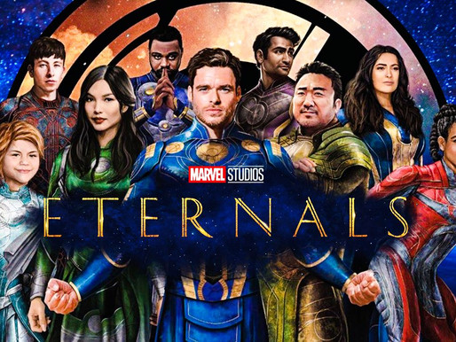 The 'Eternals' Trailer is Finally Here
