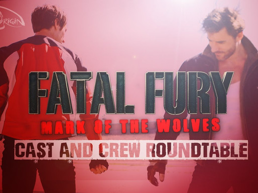 Fan Casting Fatal Fury: Mark of the Wolves for Rogue Origin Films